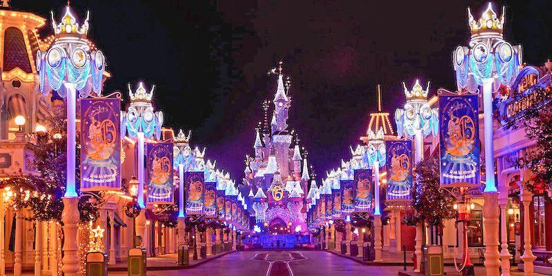 Disneyland Package