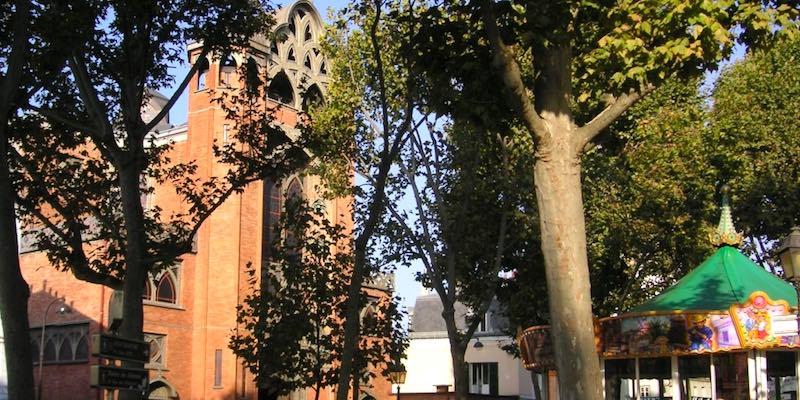 Eglise St-Jean de Montmartre