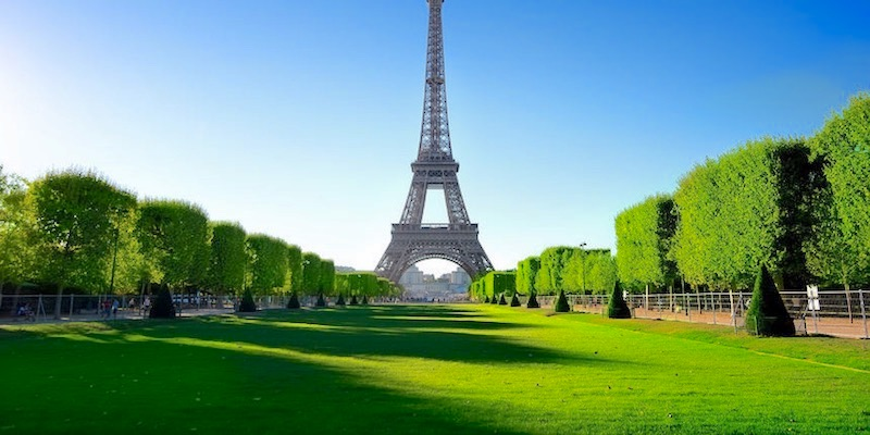 Eiffel Tower Without the Lines