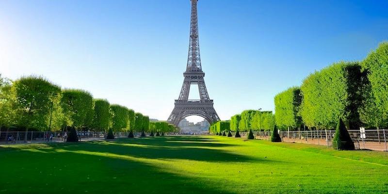 Parc du Champs de Mars