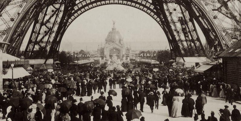 The Paris Story