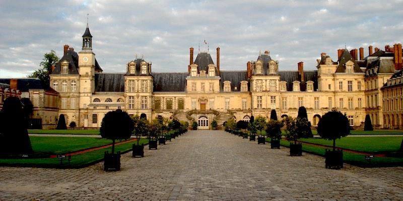 Chantilly & Fontainbleau