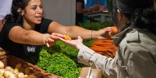 Rebekah's Farmers Markets Tours in Paris