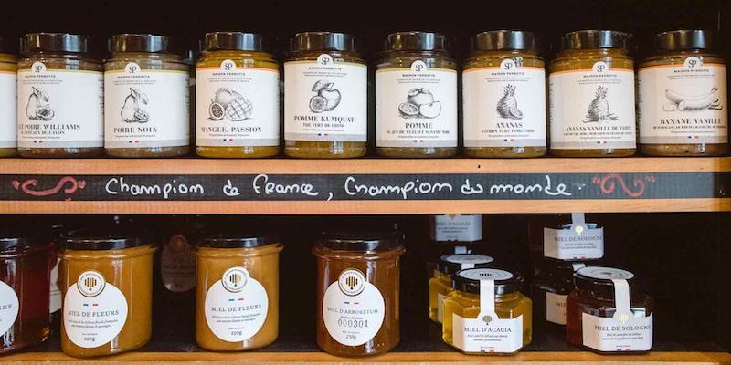 Paris Food Stores