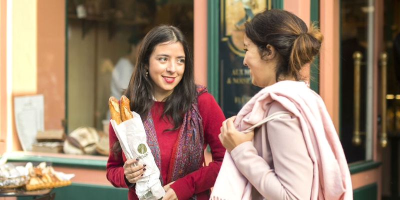 Food Specialities of the Latin Quarter