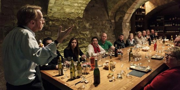 French Wine & Champagne Masterclass