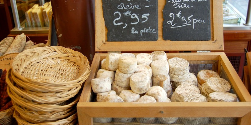 Best Cheese Shops In Paris