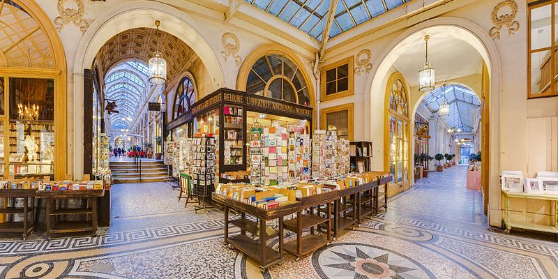 Galerie Vivienne, Wikimedia Commons, Photo By Benh Lieu Song