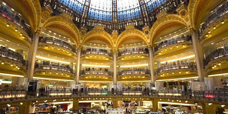 Assez Department Stores | Paris Insiders Shopping Guide NF22