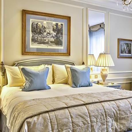 George V Hotel Suite