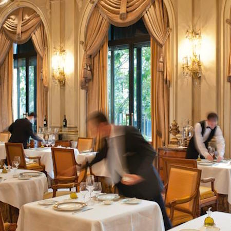 George V Hotel Restaurant
