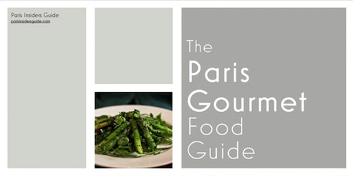 Gourmet Food Guide
