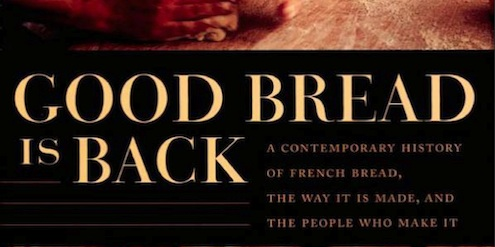 Good Bread Is Back Cover