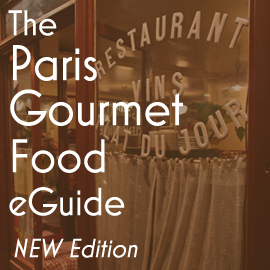 Paris Gourmet Food Guide