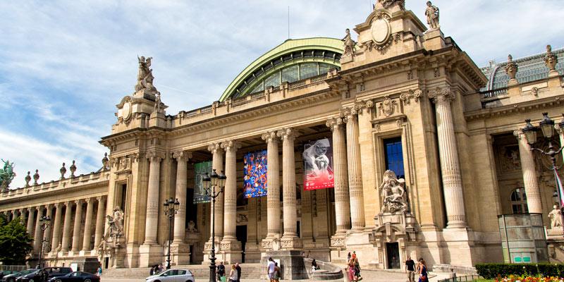Grand Palais, photo by Mark Craft