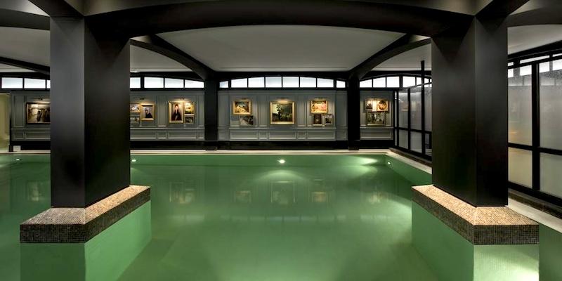 Hotel Barrière Le Fouquet's