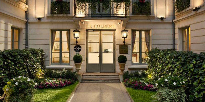 Hotel Meliá Colbert