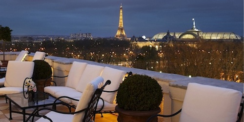 Reviews & Best Rates - Crillon Paris