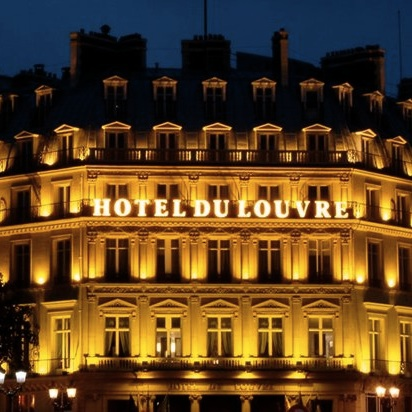 Link to Hotel du Louvre