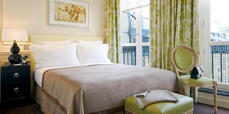 The Most Highly Rated Hotels in Paris