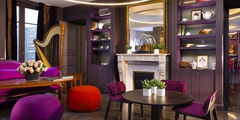 Charming Paris Hotels