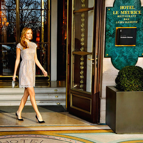 All About Hotel Le Meurice