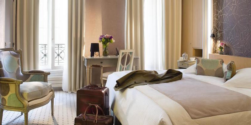 Hotel Madison Paris France