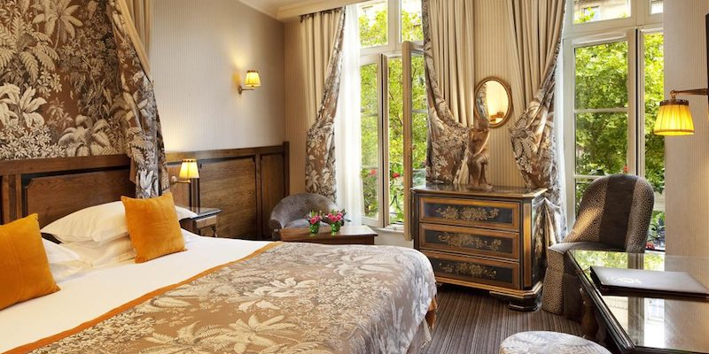 Hotel Central St Germain Paris