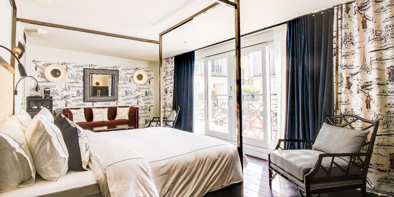 Mom'Art Hotel & Spa, Best Hotels In Montmartre