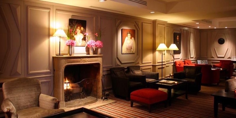 Romantic Paris Hotels