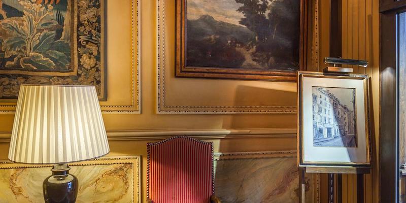 Hotel Saint Germain des Pres