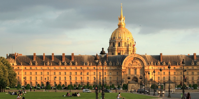 Les Invalides & The Tomb of Napoleon
