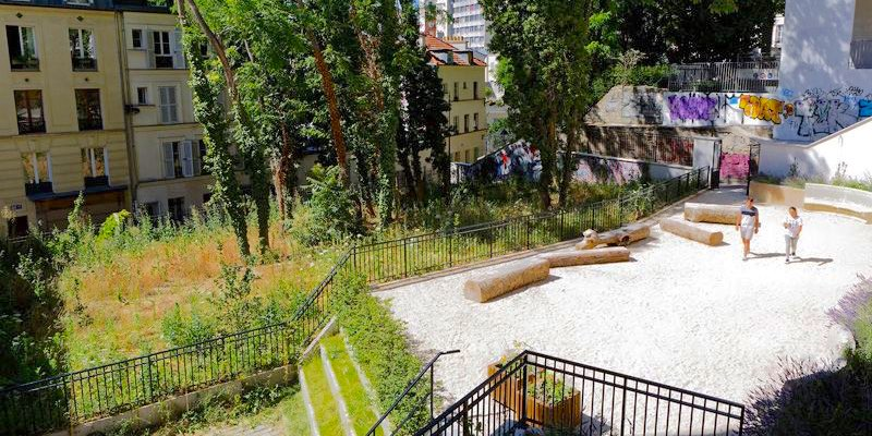 Jardin des Petites-Rigoles