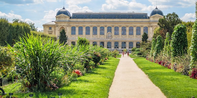 Gardens and parks paris insiders guide - Galerie de l evolution jardin des plantes ...