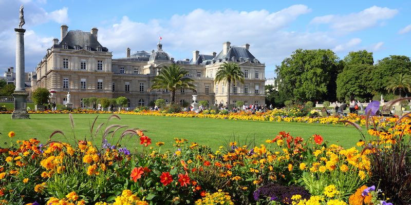 Gardens & Parks of Paris