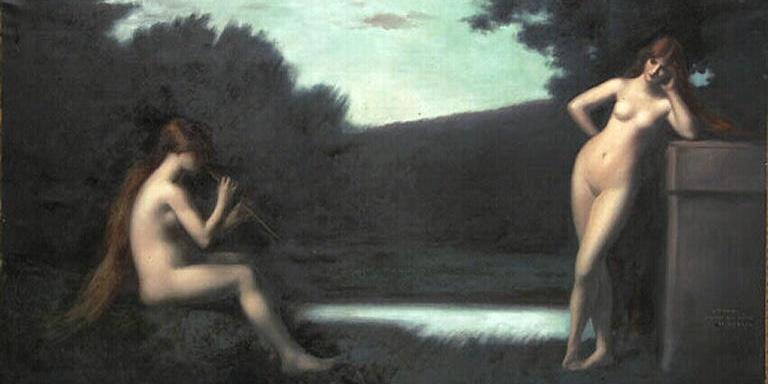 Nus Feminins, Musee d'Orsay
