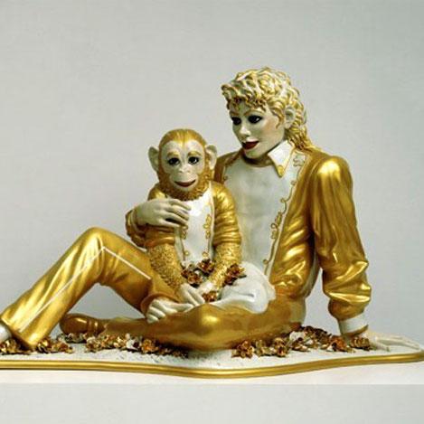 Jeff Koons Exhibition