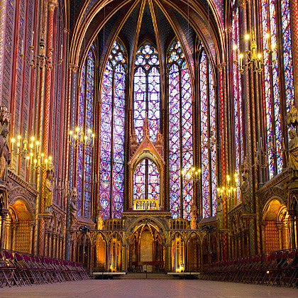 Performances At La Sainte Chapelle