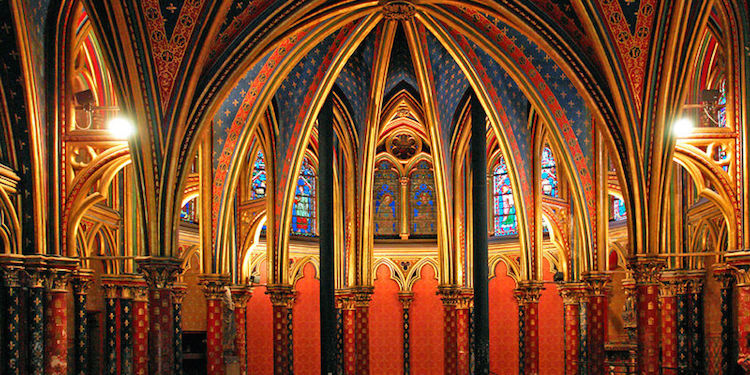 La Sainte Chapelle Paris Insiders Guide