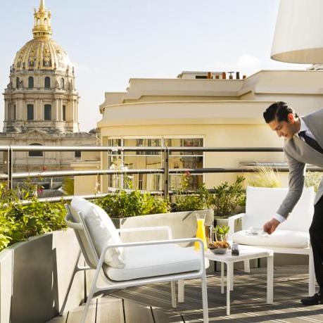 Le cinq codet paris insiders guide - Hotel le cinq codet ...