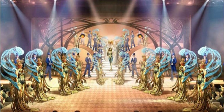 Eiffel Tower, Seine Cruise & Cabaret Show
