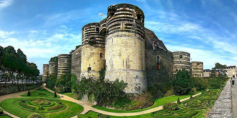 Angers & Its Chateau