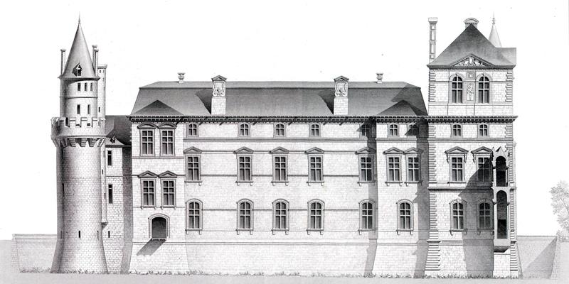 Lescot Wing, 1576