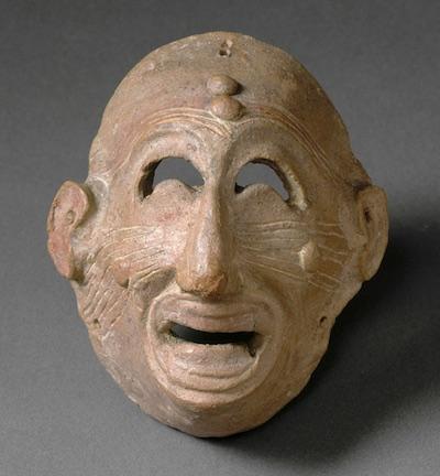 Grinning Mask