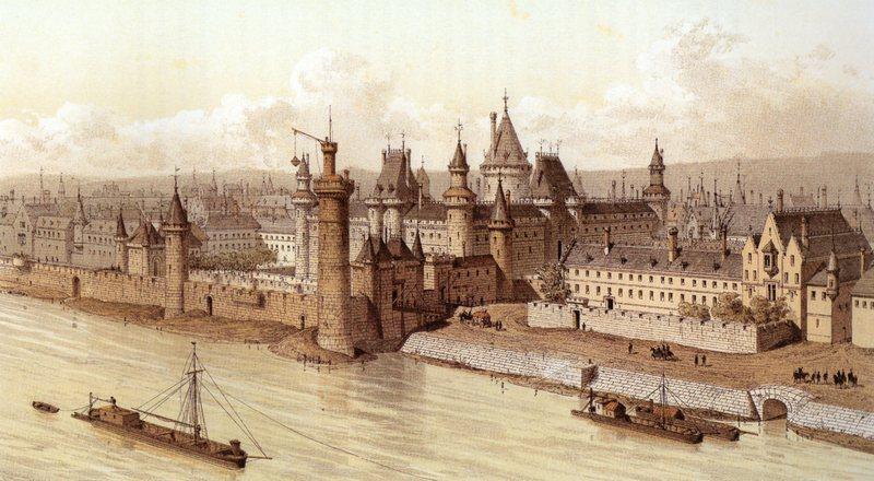 A Royal Residence