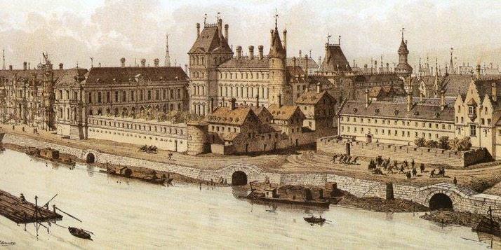 Louvre Louis XIII