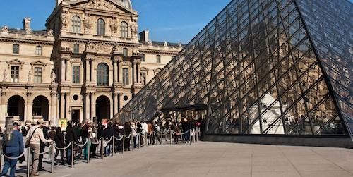 Louvre Art Museum Tour