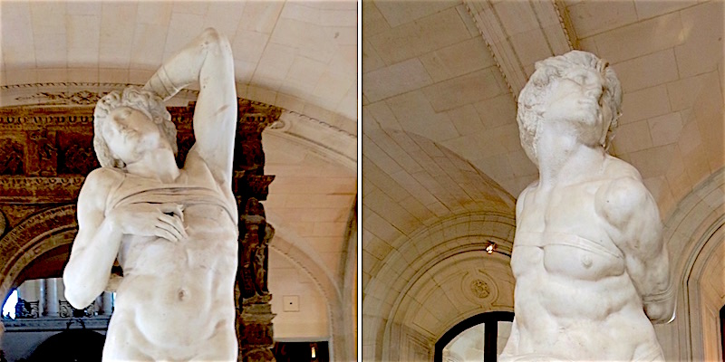 Sculptures In The Louvre Paris Insiders Guide