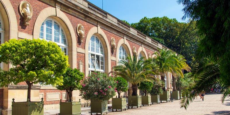 L'Orangerie, photo by Mark Craft