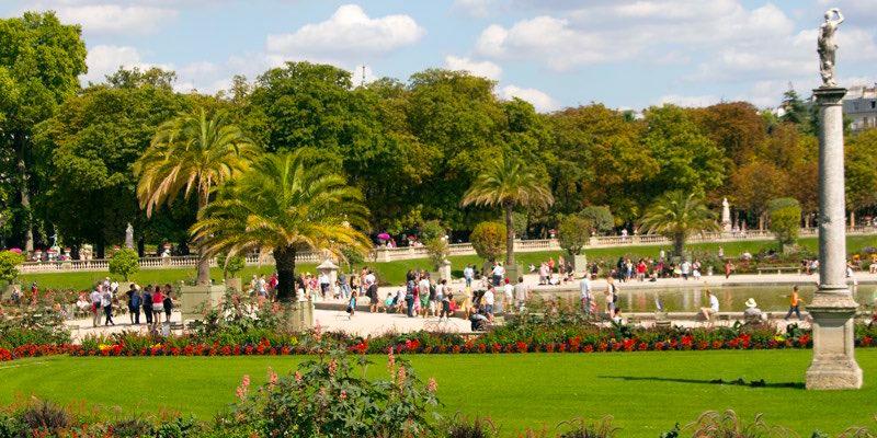 Gardens & Parks of Paris